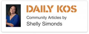 View Daily Kos Community Articles by Shelly Simonds